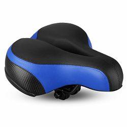 Unistrengh Bicycle Saddles Mountain Bike Seat Professional Road MTB Comfort Cycling Seat Cushion ...