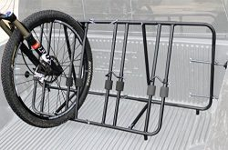 Pick Up Truck Bed Box Mounted Carrier Stand 1 2 3 4 Bike Rack Bicycle by Titan Ramps