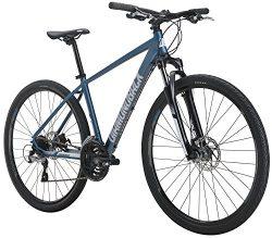 Diamondback Bicycles Trace Sport Dual Sport Bike, 18-Inch / Medium