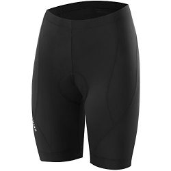 NOOYME (Mother Day's Gifts) Women Bike Shorts for Cycling with 3D Padded Classic Black Wom ...