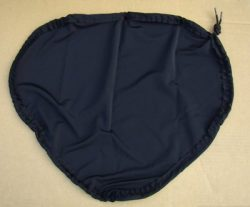 Sun Replacement Seat Cover for EZ – Black, with Drawstring