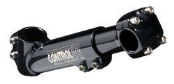 Control Tech Stoker Tandem Bike Stem, 31.6 x 31.8mm/215-255mm, Sand Black