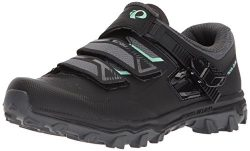 Pearl Izumi Women's W X-ALP Summit Cycling Shoe, Black/Black, 43.0 M EU (10.8 US)