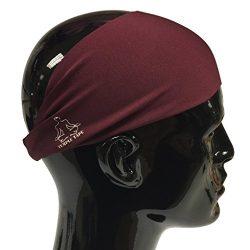 Temple Tape Headbands for Men and Women – Mens Sweatband & Sports Headband Moisture Wi ...
