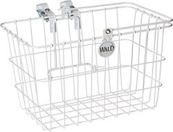 Wald Standard Lift Off Basket for Multi Speed Bicycles, 14.5″ x 9.5″ x 9″, # 3 ...