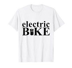 Electric Bike T-shirt