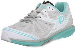 Pearl iZUMi Women's W X-Road Fuel IV Cycling Shoe, Aqua Mint, 39 EU/7.59 B US