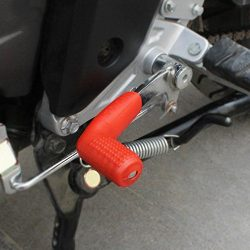 Universal Motorcycle Gear Shift Lever Cover Rubber Sock Gear Shifter Boot Shoe Shift Case Protec ...