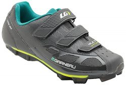 Louis Garneau Women's Multi Air Flex Bike Shoes, Asphalt, 36