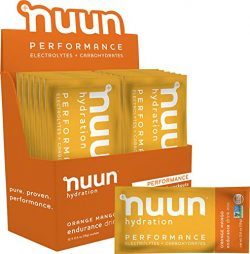 Nuun Performance Hydration: Orange Mango, Box of 12