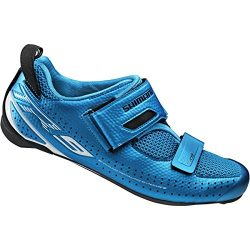 Shimano SH-TR9 Cycling Shoe – Men's Blue, 40.0
