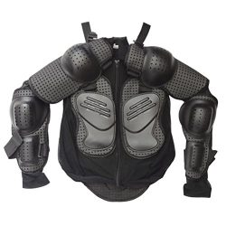 ZXTDR Kids Full Body Armor Protective Gear Jackets Children Mesh Clothing for Motorcycle Motocro ...