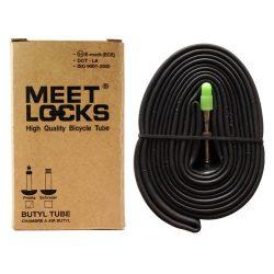 Bike Tube 700×18-23C Recycle Butyl Solid Brass Stem Valve Presta, 1 Pc Pack, 2 Pcs Pack, 4  ...