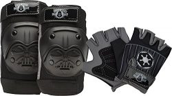Bell Star Wars Classic Darth Vader Toddler/Child Protective Padset