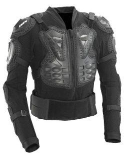 Fox Racing Titan Sport Protective MTB Jacket (Black, Medium)