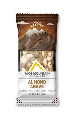Taos Mountain Energy Bars (Almond Agave, 6 Count)