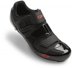 Giro Apeckx II Cycling Shoes Black/Bright Red 49