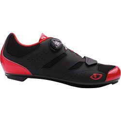 Giro Savix Cycling Shoes – Men's Bright Red/Black 47