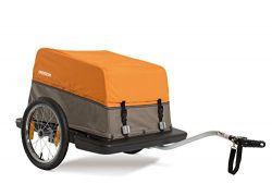 Croozer Multiuse Bicycle Cargo Trailer, The Cargo for both Cycling and Carting Loads – Ora ...