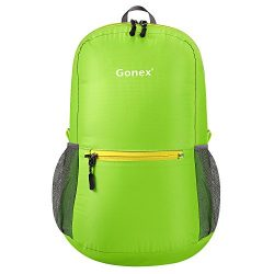 Gonex Ultra Lightweight Packable Backpack Hiking Daypack Handy Foldable Camping Outdoor Travel C ...