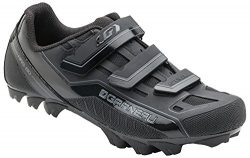 Louis Garneau Gravel Bike Shoes, Black, US (8), EU (41)