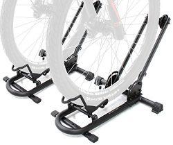 Bikehand Bike Floor Parking Rack Storage Stand Bicycle Pack of 2