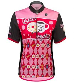 Better Together – Women's Tandem Cycling Jersey – Made In The USA (XX-Large)