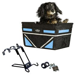 """2018 Pet-Pilot """"MAX"""" Dog Large Bike Basket Carrier 
