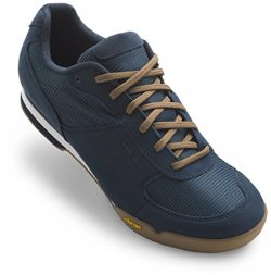 Giro Rumble VR Cycling Shoes – Men's Dress Blue/Gum 46