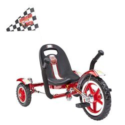 Mobo Tot Disney-Pixar Cars-Lightening McQueen Classic Recumbent Bicycle –