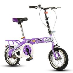 Prams/Strollers Children's folding bike, 12-14-16-20 inch boys and girls student bicycle 6 ...