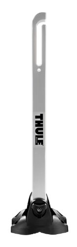 Thule 593 Wheel-On Rooftop Bicycle Wheel Carrier