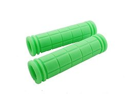 Urban-Style Fixed Gear Handlebar Grips MTB Bike Bicycle Rubber Grips – yueton(Green)