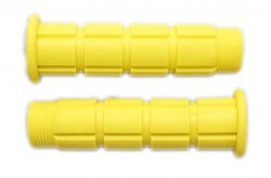 Bicycle Handlebar Grips Not Oury – Yellow