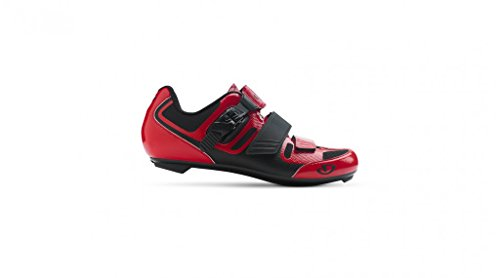 Giro Apeckx II Cycling Shoes Bright Red/Black 44