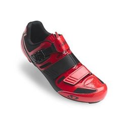 Giro Apeckx II Cycling Shoes Bright Red/Black 39.5
