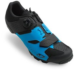 Giro Cylinder Cycling Shoes – Men's Blue/Black 45