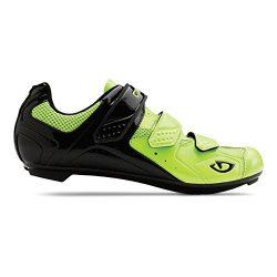 Giro Men's Treble II Highlight Yellow/Matte Black Bike Shoe – 43 M EU