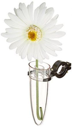 Clean Motion Bike Vase, Clear