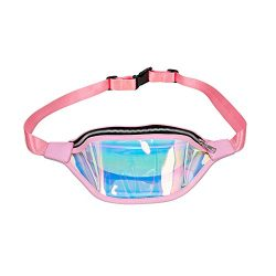 Fanny Pack Waterproof Waist Bag for Women-Fashion Fanny Bag for Travel,Cycling,Festival and Leis ...
