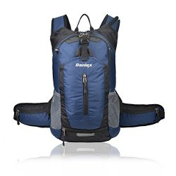 BONLEX Cycling Hydration Pack Biking Backpack 20L Multi-Function Riding Backpack with Insulation ...