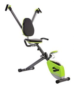Stamina Wonder Exercise Bike with Upper Body Conditioning System