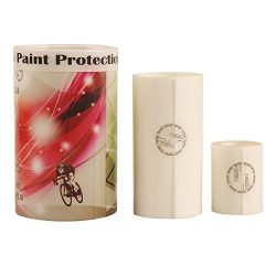 Bicycle Paint Protection Film, Universal Bike Frame Protection Tape, 3-1/5″ & 1-4/7 ...