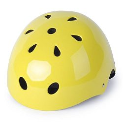 2018 Design Bicycle Cycling Street Kids Safety Yellow Bike Helmets Protective Gear for Toddler C ...