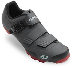 Giro 2018 Men's Privateer R Trail Cycling Shoes – Dark Shadow/Dark Red (Dark Shadow/ ...