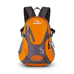 Sunhiker Cycling Hiking Backpack Water Resistant Travel Backpack Lightweight SMALL Daypack M0714 ...
