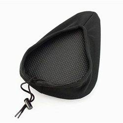 Quaanti New Soft Bike Bicycle Cycle Extra Comfort Gel Pad Cushion Cover Saddle Seat Comfortable  ...