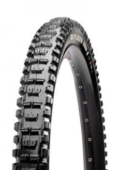Maxxis Minion DHRII 3C Exo Tubeless Ready Folding Tire, 26×2.30inch