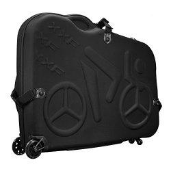 Lixada EVA Bike Travel Case for 26″/700C/27.5″ Mountain Road Bicycle Travel Transpor ...