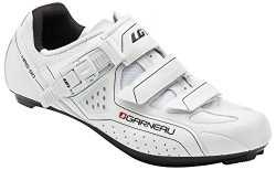 Louis Garneau Copal Bike Shoes, White, US (13.5), EU (50)